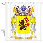 Agueros Shower Curtain