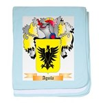 Aguila baby blanket