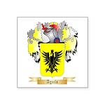 Aguila Square Sticker 3