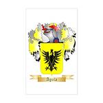 Aguila Sticker (Rectangle)