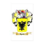 Aguila Sticker (Rectangle 10 pk)