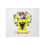 Aguila Throw Blanket