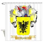 Aguila Shower Curtain