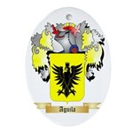 Aguila Ornament (Oval)