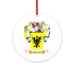 Aguila Ornament (Round)