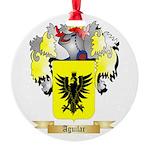 Aguilar Round Ornament
