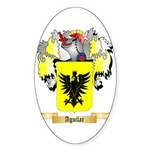 Aguilar Sticker (Oval 50 pk)