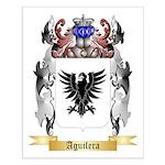 Aguilera Small Poster