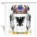 Aguilera Shower Curtain