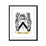 Aguillaume Framed Panel Print