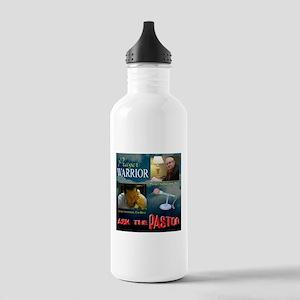 AskThePastor Classic Graphic Stainless Water Bottl