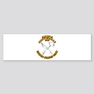 Navy - Rate - SH Sticker (Bumper)