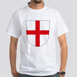 Freiburg Coat of Arms White T-Shirt