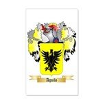Aguilo 35x21 Wall Decal