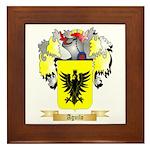 Aguilo Framed Tile