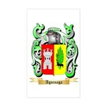 Aguinaga Sticker (Rectangle)
