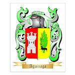 Aguinaga Small Poster