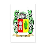 Aguinaga Mini Poster Print