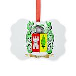 Aguinaga Picture Ornament