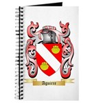 Aguirre Journal