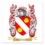 Aguirrezabal Square Car Magnet 3