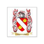 Aguirrezabal Square Sticker 3