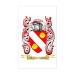 Aguirrezabal Sticker (Rectangle)