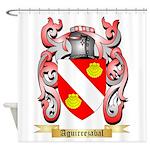 Aguirrezabal Shower Curtain