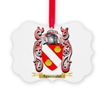 Aguirrezabal Picture Ornament