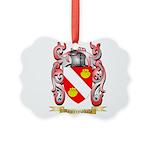 Aguirrezabala Picture Ornament