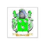 Ahern Square Sticker 3