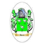 Ahern Sticker (Oval 10 pk)