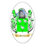 Aherne Sticker (Oval 50 pk)