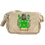 Aherne Messenger Bag