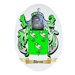 Aherne Ornament (Oval)