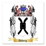 Ahlberg Square Car Magnet 3