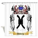 Ahlberg Shower Curtain