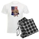 Yorkie Doodle Dandy Pajamas