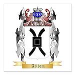 Ahlbom Square Car Magnet 3
