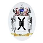 Ahlbom Ornament (Oval)