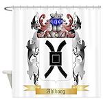 Ahlborg Shower Curtain