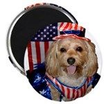 Yorkie Doodle Dandy Magnets