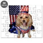 Yorkie Doodle Dandy Puzzle