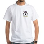 Ahlfors White T-Shirt