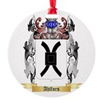 Ahlfors Round Ornament