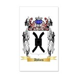 Ahlfors 35x21 Wall Decal