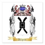 Ahlgren Square Car Magnet 3