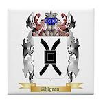 Ahlgren Tile Coaster