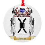Ahlman Round Ornament
