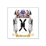 Ahlman Square Sticker 3